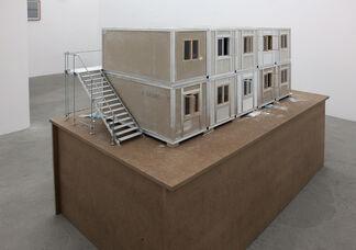 Hans Jörgen Johansen, installation view