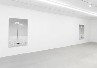 Shannon Ebner, STRAY, installation view