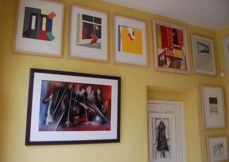 Art at home - the big re-hang, installation view