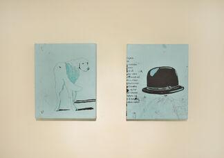"vol.84 Takeshi Shinohara ""Process backwards of the protocol"", installation view"
