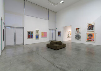 Andy Warhol: Paintings and Prints, installation view