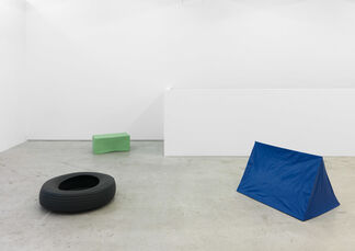 No One's Things, installation view