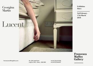 'Lucent' by Georgina Martin, installation view