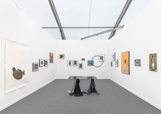 Jhaveri Contemporary at Frieze New York 2019, installation view
