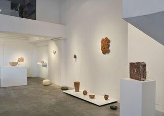 """vol.76 Eiji Uematsu """"from soil"""", installation view"""