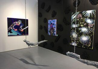 Samuel Freeman at PULSE Miami Beach 2016, installation view