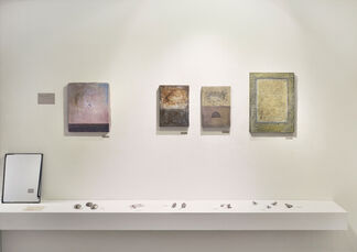 """vol.80 Exhibition of 22 artists """"something new,with feel art 10"""", installation view"""