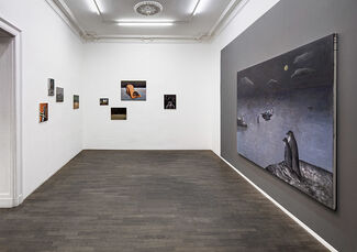 All The Pleasure and All The Pain, installation view
