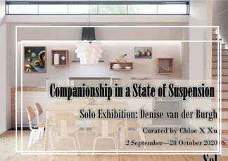 Companionship in Stasis, installation view