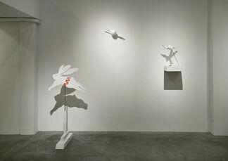 """vol.63 Takeshi Shinohara """"Derivation"""", installation view"""