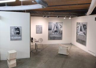 Galleria Doris Ghetta at VOLTA13, installation view