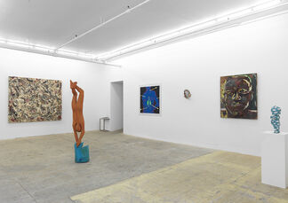 Exuberant 80s: An East Village Painters Circle, installation view