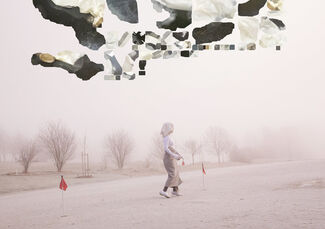 Spezifikation #19, Catrine Val, A Poem of Modernity, installation view