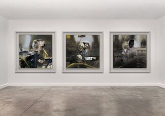 The Flesh to the Frame (Part I: In the Existence), installation view