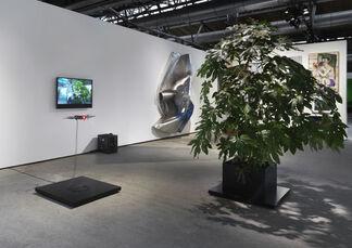 DITTRICH & SCHLECHTRIEM at Art Berlin 2017, installation view