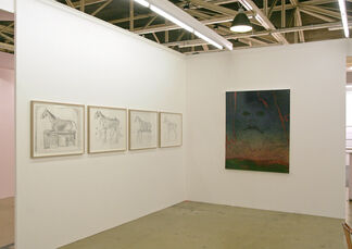Galerie Zink at Art Rotterdam 2018, installation view