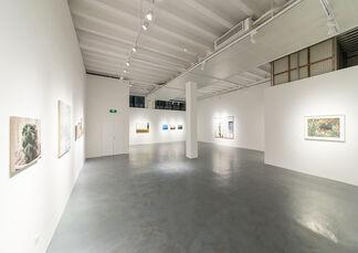 Becoming - Ni Yuehui Solo Exhibition, installation view