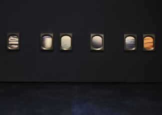 Scott Mead: Above The Clouds, installation view