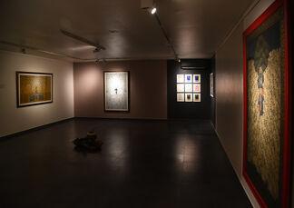 Srinathji Swaroopam, installation view