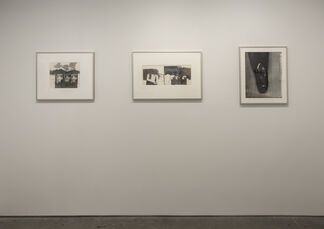 John Wood: there is waste in everything, installation view