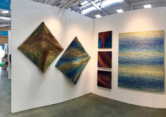 Solo Exhibition: Pat McNabb Martin, installation view