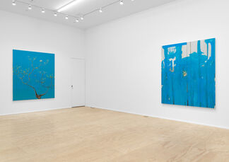 Verne Dawson: Paintings, installation view