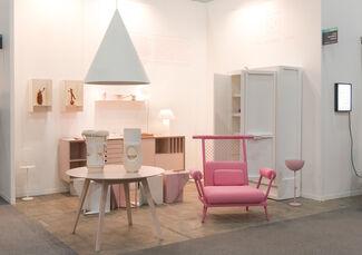 Casa Gutiérrez Nájera at ZⓈONAMACO 2018, installation view