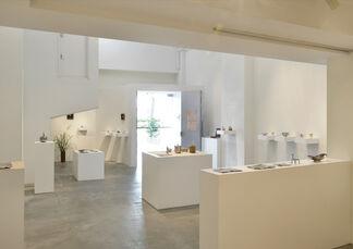 "vol.73 Takejiro Hasegawa ""The Faraway Silk Road"", installation view"