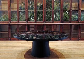 Flora Noir – Marcin Rusak, installation view