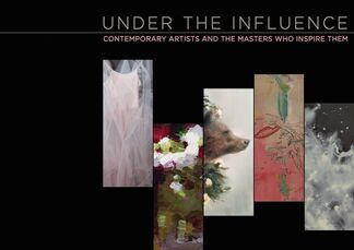 Under the Influence   Contemporary Artists and the Masters Who Inspired Them, installation view