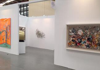 Aurora Vigil-Escalera Art Gallery at Art Marbella 2017, installation view
