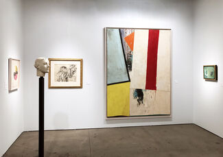 Allan Stone Projects at EXPO CHICAGO 2017, installation view