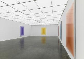 Wang Guangle: Six Colors, installation view