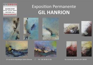 Gil Hanrion Exhibition, installation view