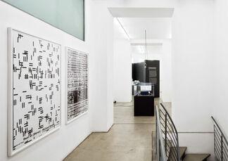Gabriele Senn Galerie at Art Cologne 2017, installation view