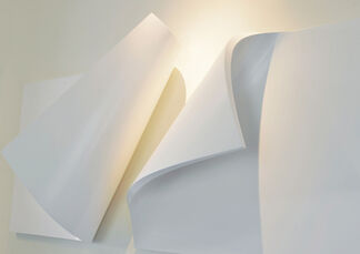 "vol.77 Ante Vojnovic ""Light is fluid"", installation view"