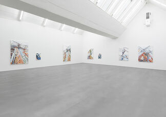 Erik Schmidt | Rays around you, installation view