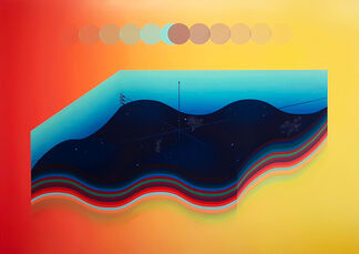 Nicolas Grenier, Precarious Geographies, installation view