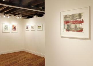 Louise Fishman - Venice Watercolours, installation view