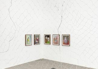 Rice Grains or Maggots (Bianca Benenti & Lin Vorwinzel), installation view