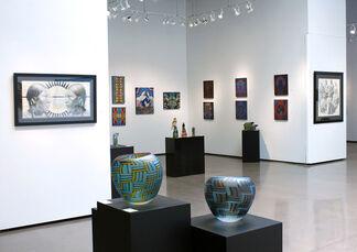 Neo-Cultural Narratives, installation view