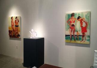 Eric Fischl - New Works, installation view