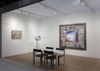 Alexander and Bonin at ADAA: The Art Show 2017, installation view