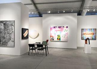 David Klein Gallery at Art Miami 2018, installation view