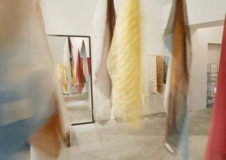 """vol.48 Yoshiko Jinzenji """"irodori"""", installation view"""