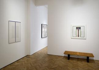 Ibrahim El-Salahi, The Tree, installation view