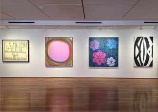 Pop Abstraction, installation view