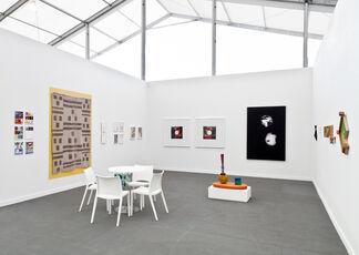Marc Foxx Gallery at Frieze New York 2015, installation view