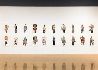 Alinka Echeverria - 'The Road to Tepeyac' (Faith and Vision), installation view