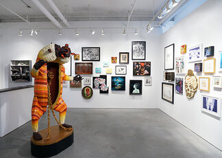 Oh, The Places We Have Been: Rediscovering the Past, installation view